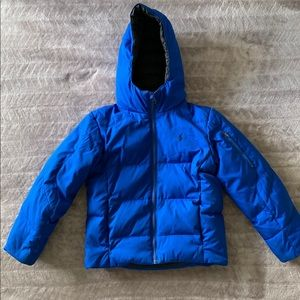 POLO by Ralph Lauren Boy Puffer Down Winter Jacket